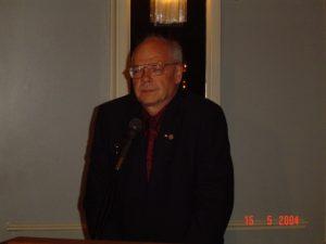 Hon. Andrew Telegdi, Member of Parliament of Canada