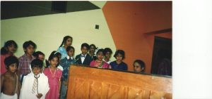 Waterloo Tamil community 1989
