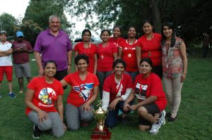 South Asian Family Sports Day, Waterloo