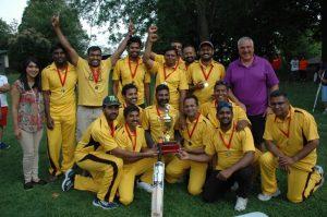 Tamil Cultural Association of Waterloo Cricket