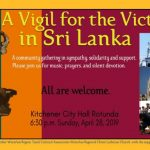 vigil for the victims