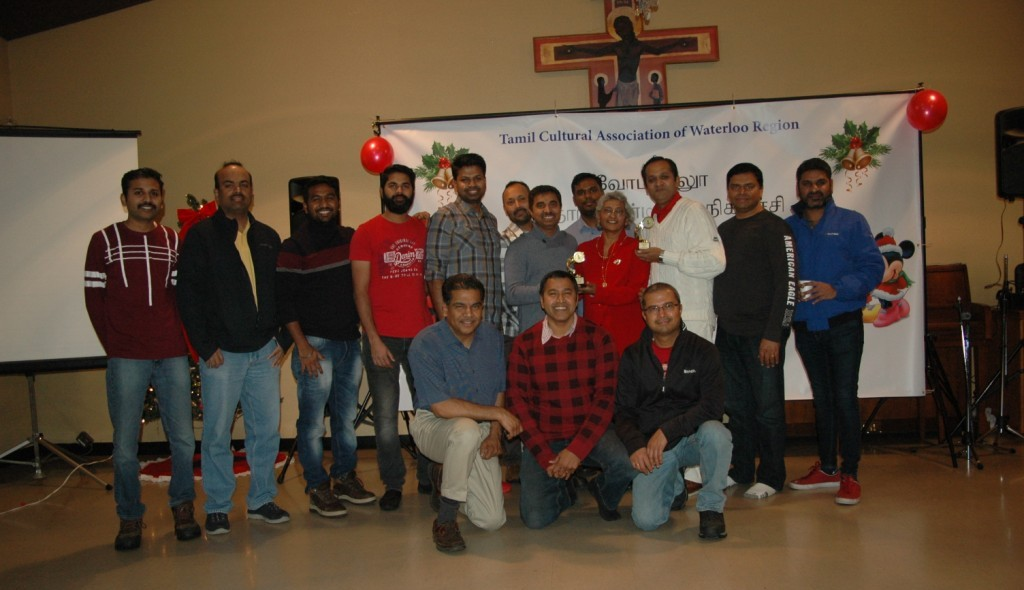 Indian Cricket team Waterloo