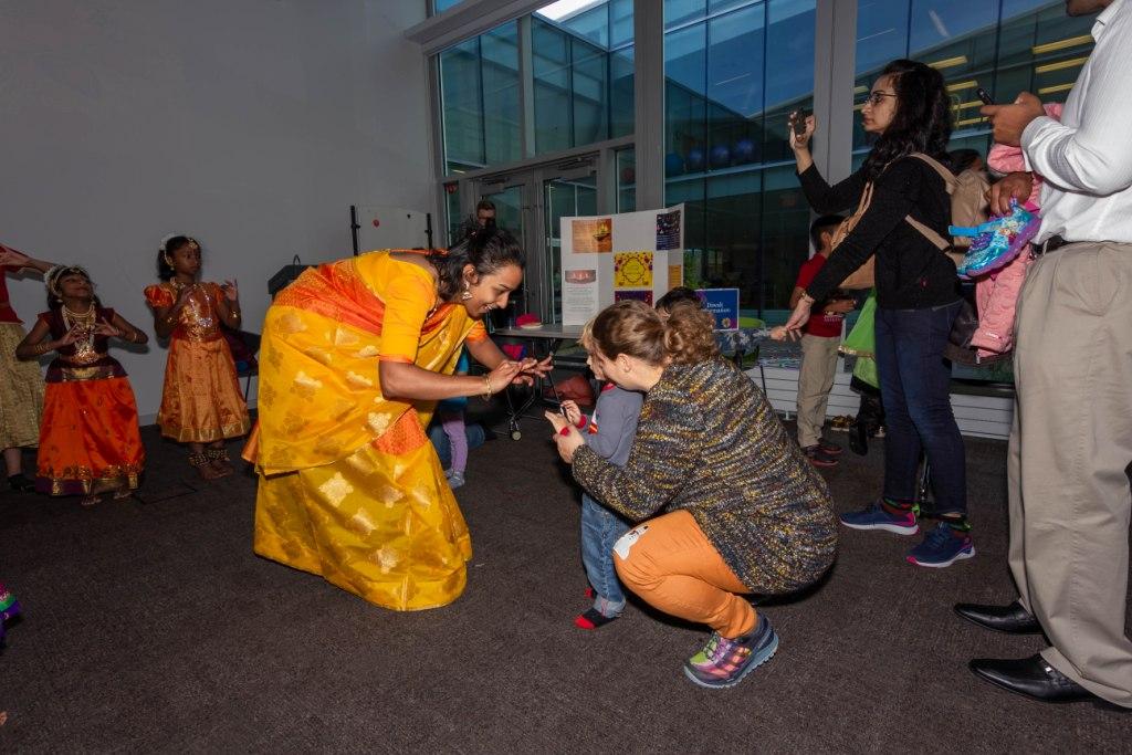 indian dance demonstration waterloo